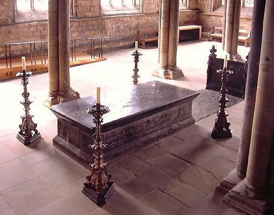 Bede_tomb