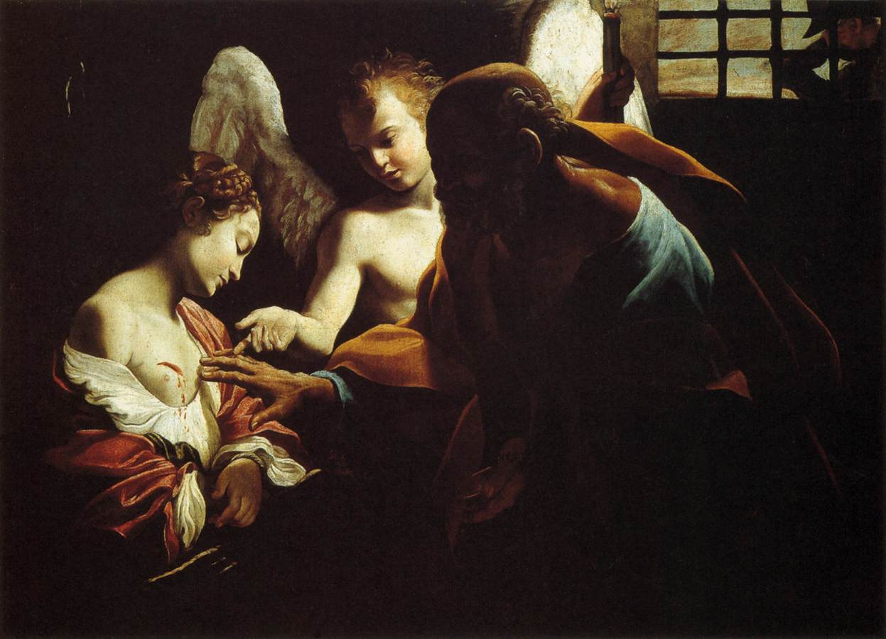 Lanfranco,_Giovanni_-_St_Peter_Healing_St_Agatha_-_c._1614