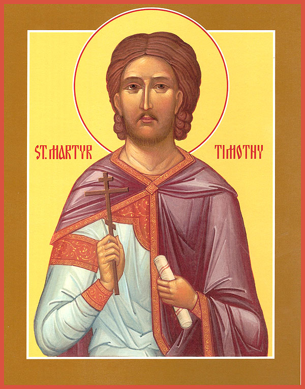 St_Timothy of Antinoe