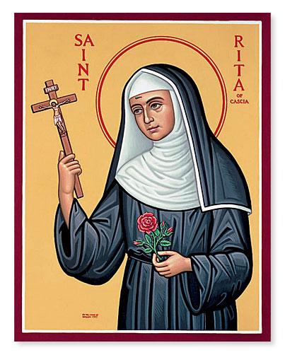 saint-rita-icon