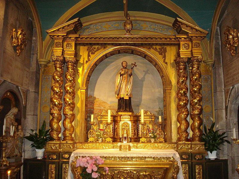 800px-Le_Puy-en-Velay_autel_et_statue_St.Jean-François_Régis_église_Notre-Dame_du_Collège