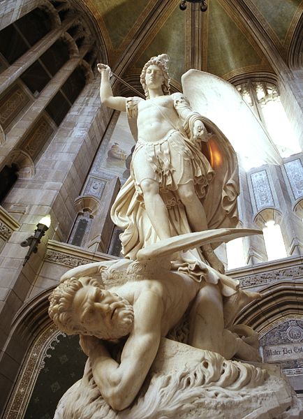 scipione-tadolini-st-michael-the-archangel-1865-rotunda-gasson-hall-boston-college