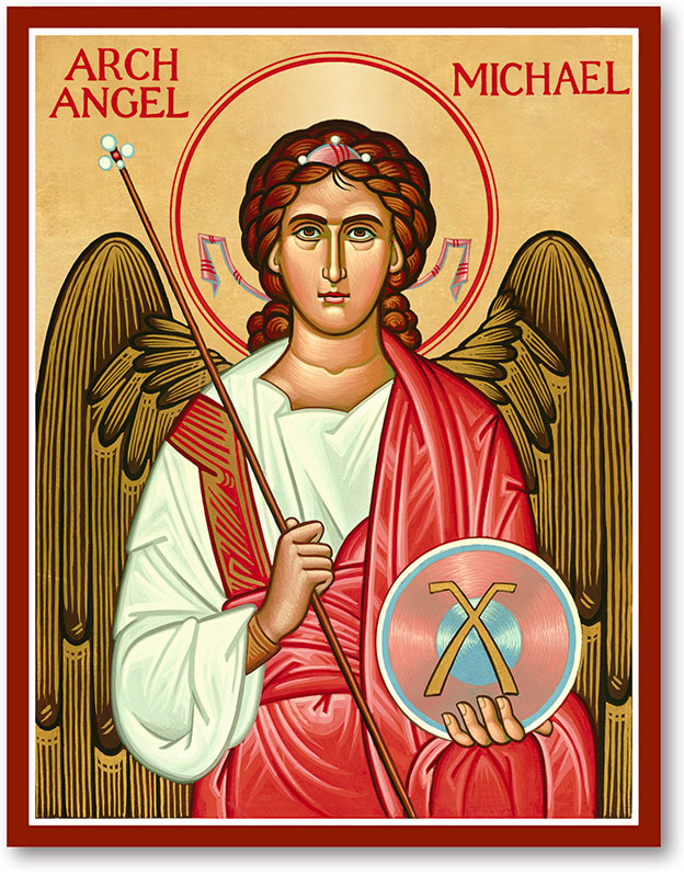 st-michael-icon-584