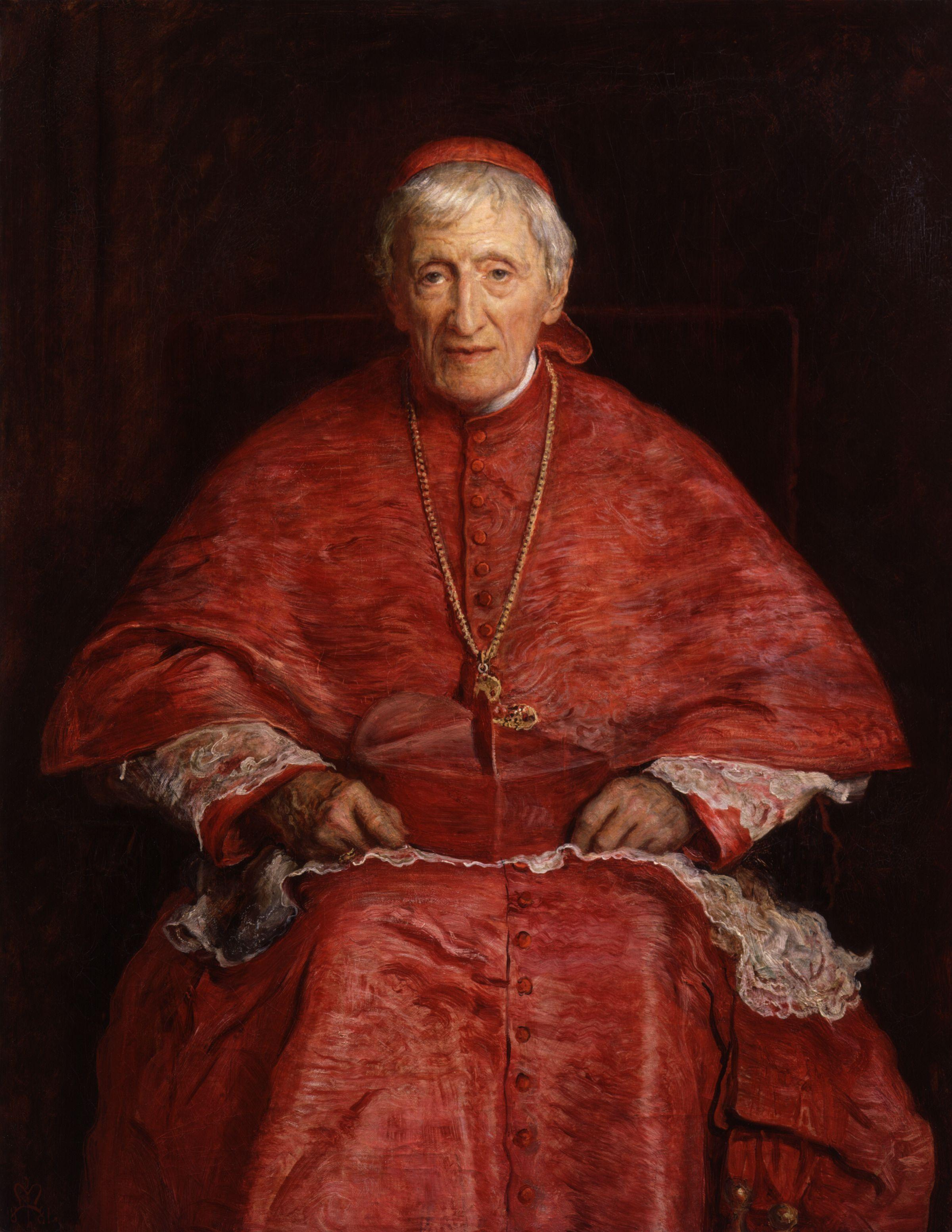 John_Henry_Newman_by_Sir_John_Everett_Millais,_1st_Bt