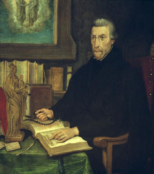 Petrus Canisius / Gemaelde - Petrus Canisius / Painting -