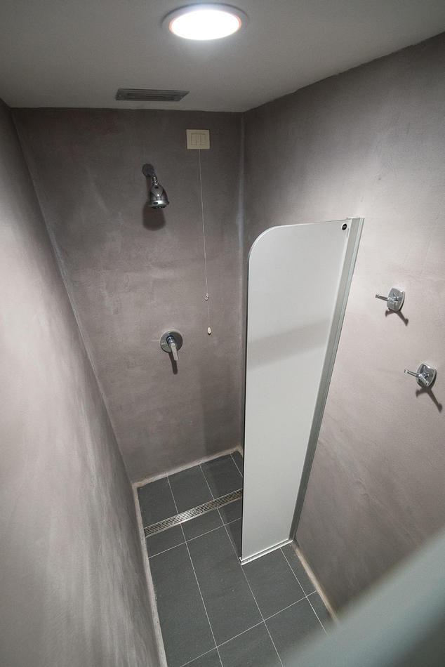 Vatican Homeless Showers