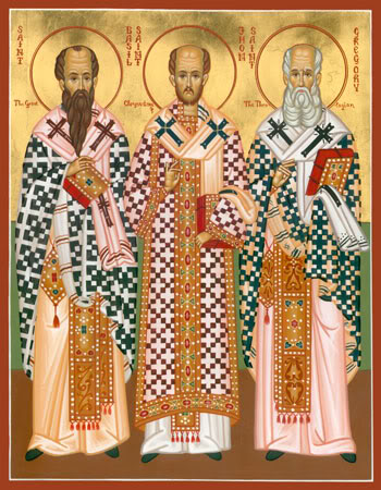 Sts Basil, John Gregory