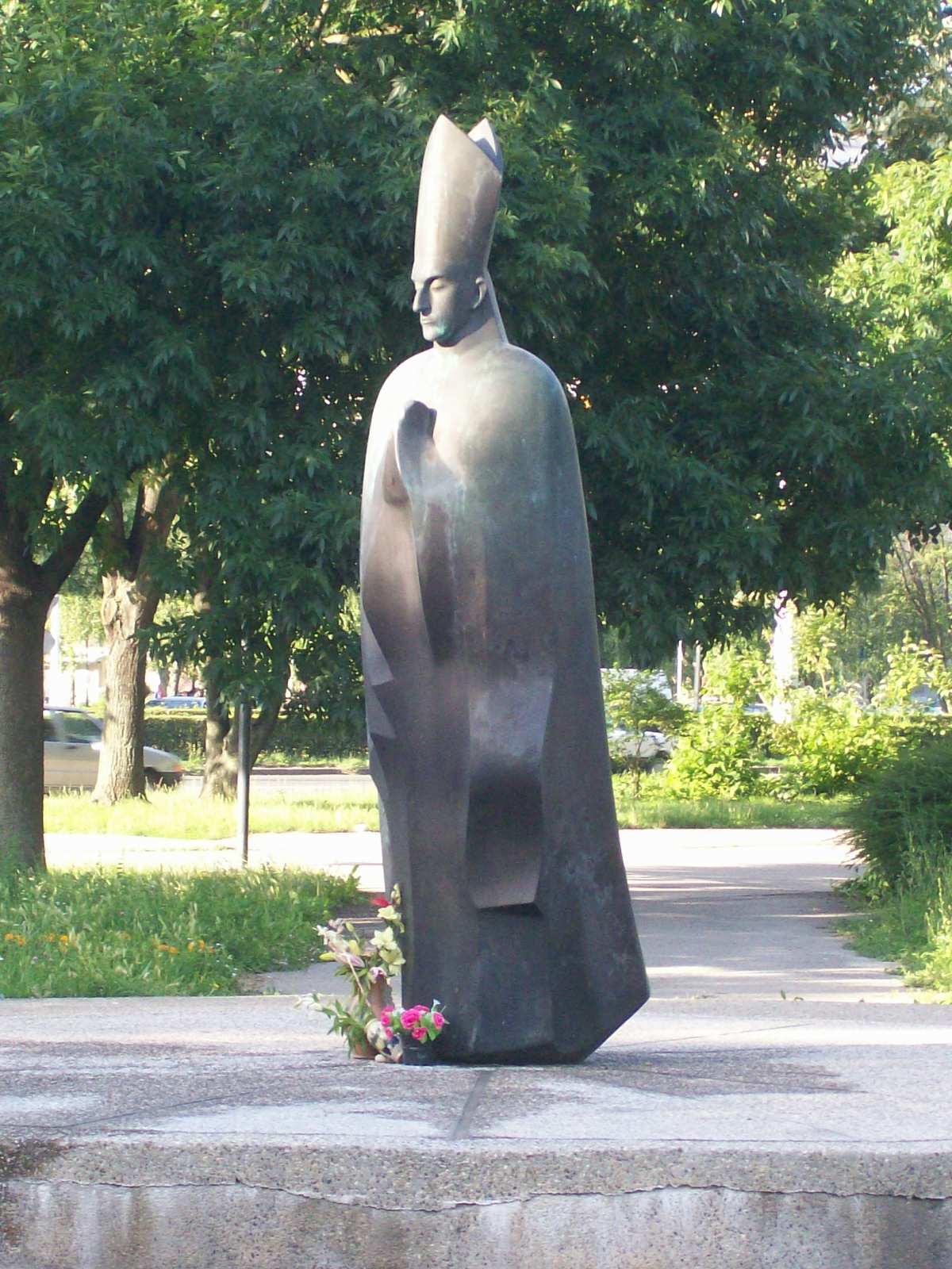 Alojzije_Stepinac_Novi_Zagreb