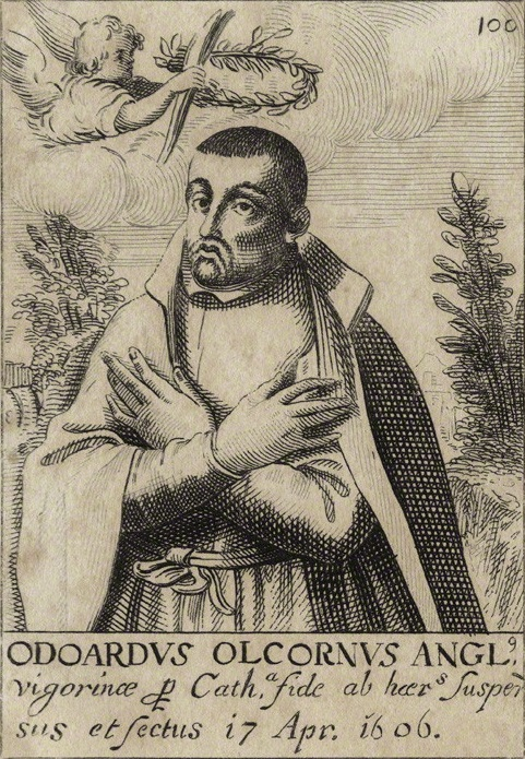 after Unknown artist, line engraving, 1608