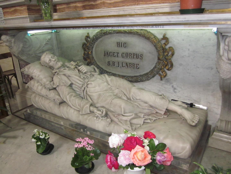 St Benedict Joseph Labre, TOSF