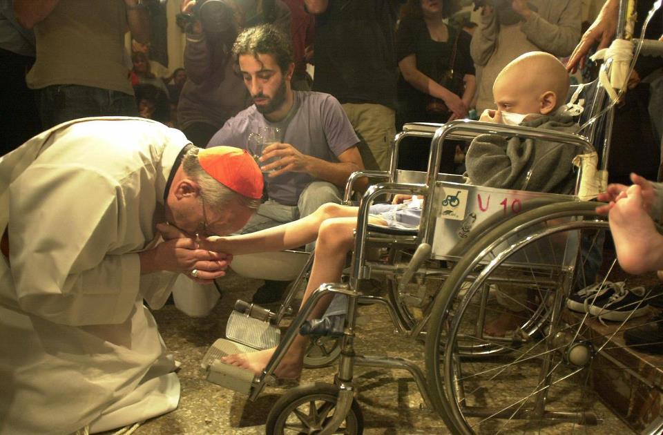 Pope Francis - persona Christi