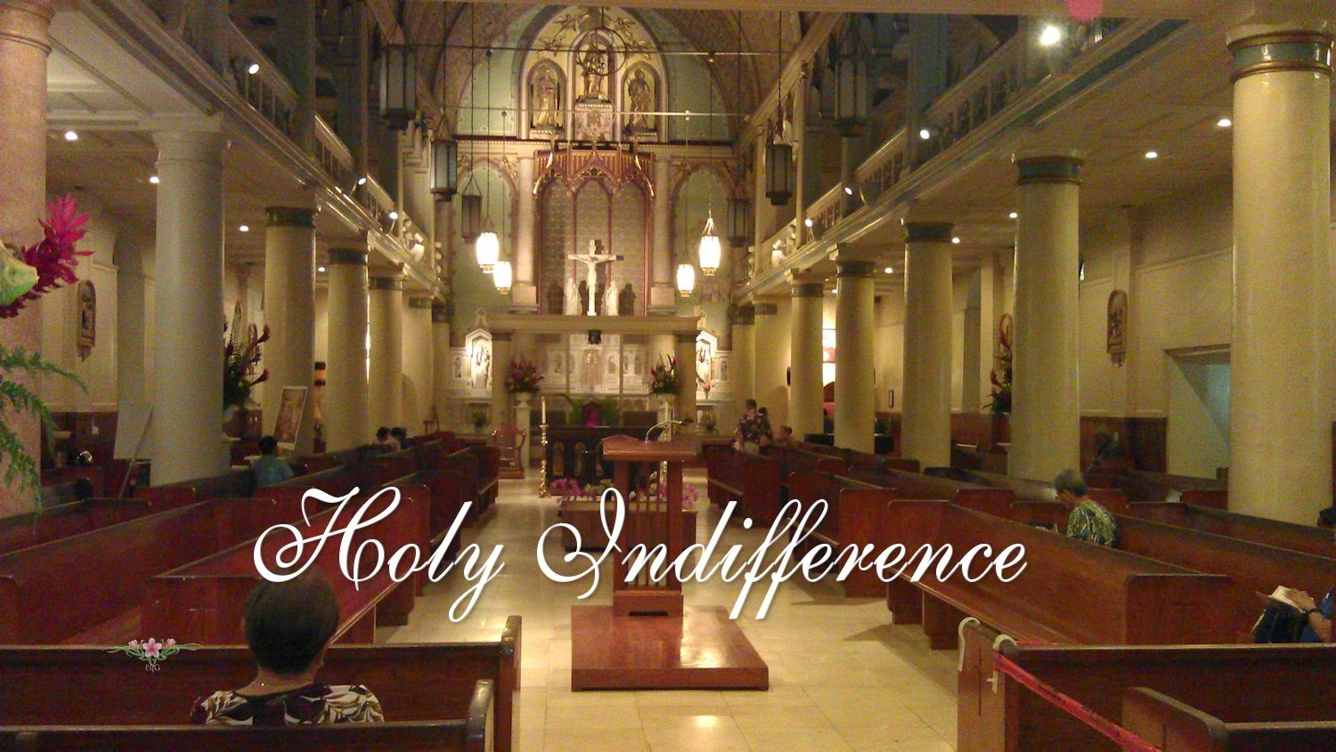 holyindifference