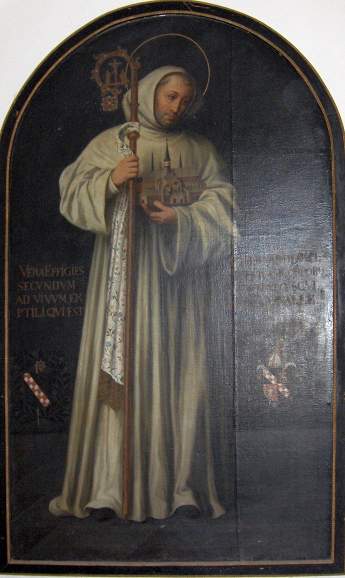 Heiligenkreuz.Bernard_of_Clervaux