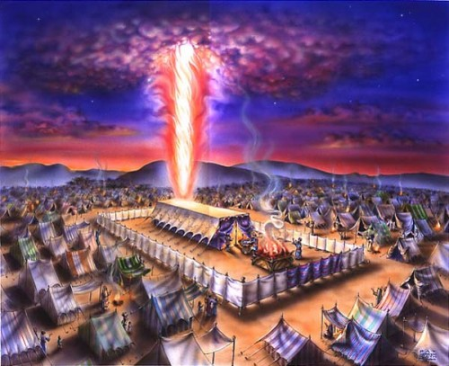Tabernacle-Glory