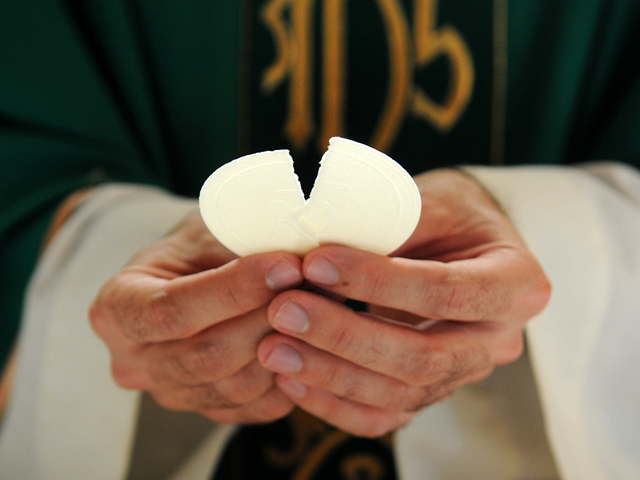 Eucharistic-Bread