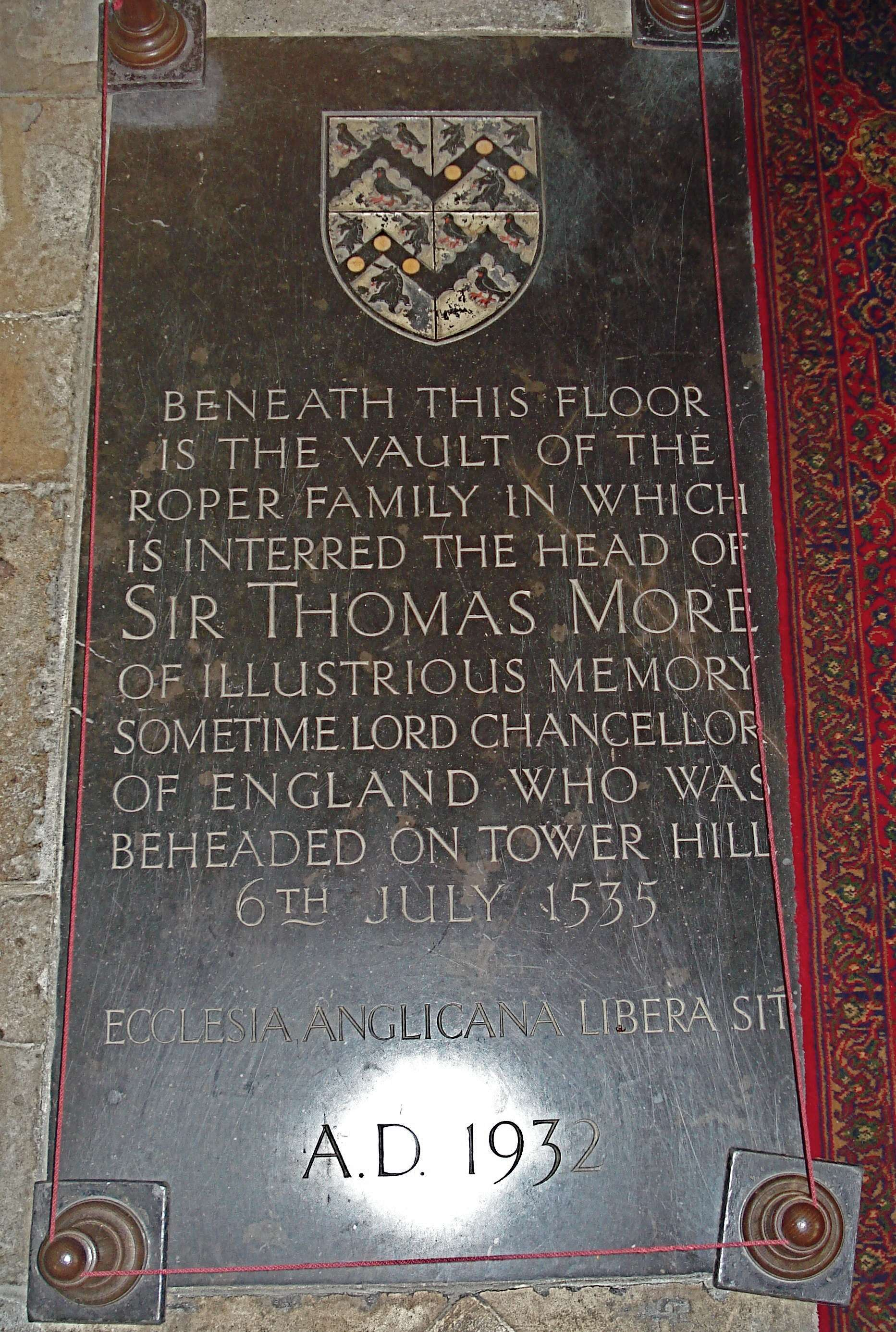 Sir_Thomas_More_family's_vault_in_St_Dunstan's_Church_(Canterbury)