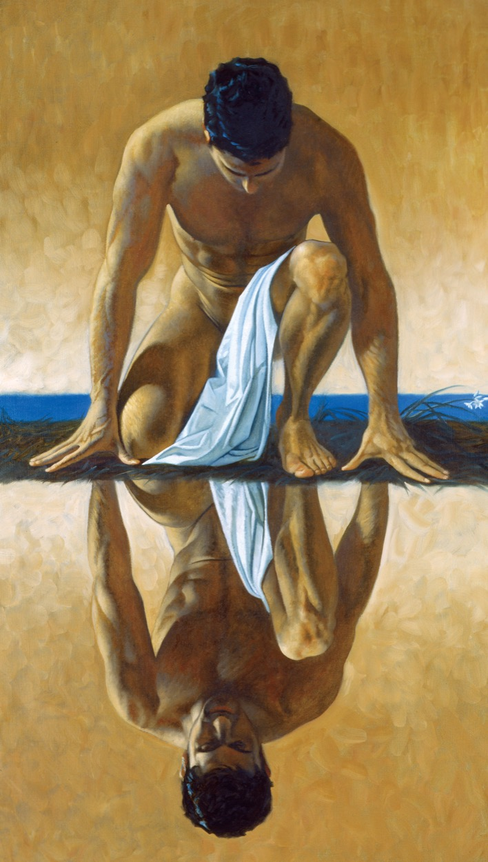 john-w-kelley-greek-mythology-now-narcissus-i
