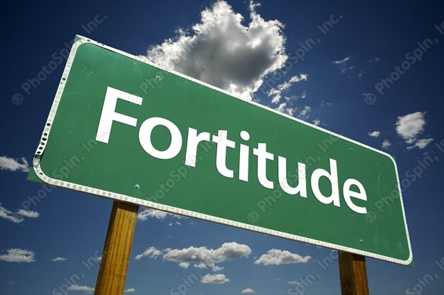 Marvelous Fortitude (Courage)