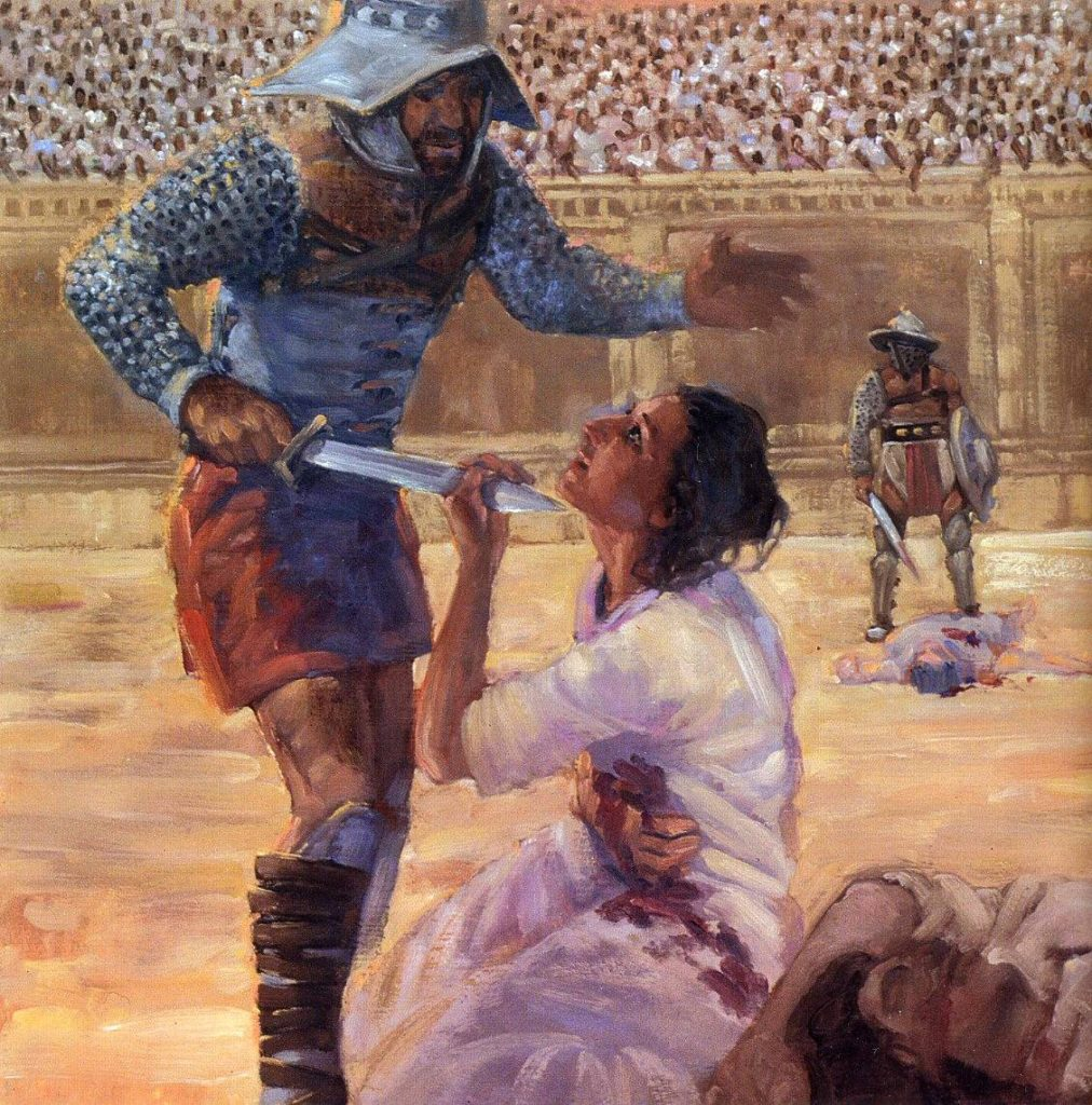 perpetua martyrdom