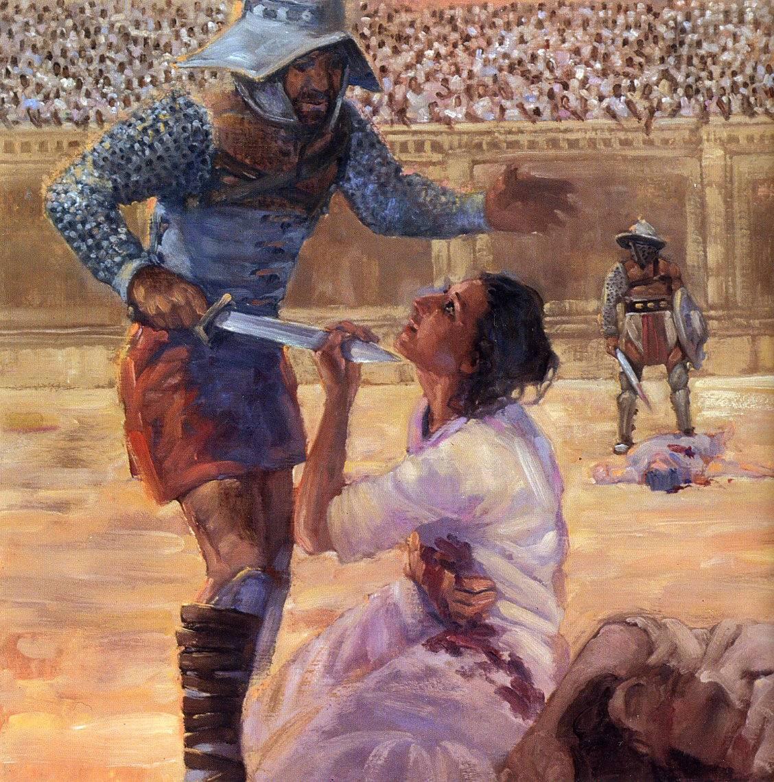 Image result for martyrdom