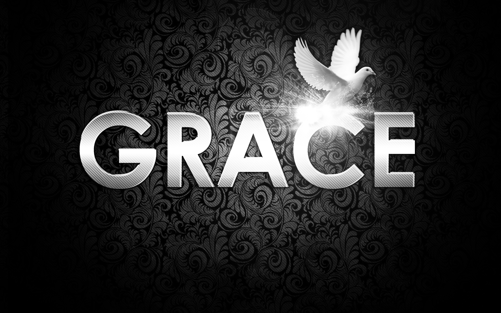 protestant catholic different definitions of grace